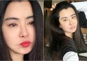 51岁王祖贤晒自拍,涂红唇嘟嘴卖萌女神范儿十足