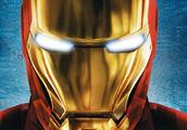 从钢铁侠到复联3 这或许是钢铁侠唯一一次在盔甲里面笑吧