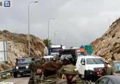 巴勒斯坦约旦河西岸地区4名以色列人遭枪击 其中2人死