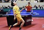 乒联总决赛男单8强全部产生,国乒占据4席,樊振东横扫日本名将