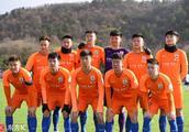 U23联赛巅峰对决鲁能1-0上港登榜首,争冠赛首轮或对阵恒大