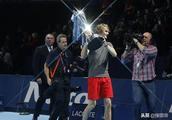 网球2018年ATP年终总决赛:兹维列夫夺冠