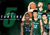 NCAA中国小杜少崛起一战23+4!连续四场替补低迷主帅终重用