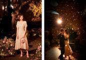 唐嫣成为了最美丽动人的新娘,Chloe女孩的浪漫故事也随即上演!