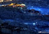 又到每年旅游最佳时节 佛教四大名山之首的五台山 正是鲜花烂漫时