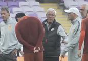 国足今晚与泰国队争夺亚洲杯八强席位 主教练里皮:武磊可出战