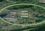 他们计划打造世界最强粒子加速器,长达100公里!花费超270亿美元