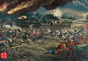 日本人绘画的八国联军侵华,这是清朝最大的耻辱