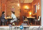芝麻旅行:韩国宝亭洞咖啡街