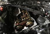宝马X1严重烧机油,E84底盘N46发动机,报故障进气门积炭 !
