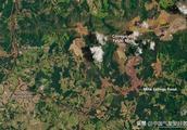 惨烈!NASA公布高清照片:巴西矿坝决堤泥浆肆虐,上百人丧命
