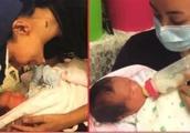 张柏芝生女愿望成真,亲吻婴儿照片流出,网友:确实是本人!