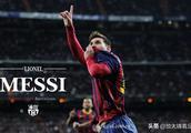 梅西职业生涯第50个帽子戏法!球迷:梅西是全人类的足球瑰宝!
