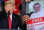 美国发表卡舒吉案最终声明,特朗普为何不要自己脸面也要袒护沙特