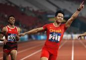 亚洲冠军苏炳添,能去跑马拉松?博尔特训练跑到吐