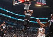 NBA全明星赛精彩瞬间合集:乔治暴扣,詹韦连线,库里3+1手指克莱
