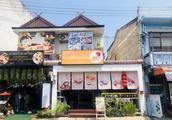 """实拍泰国清迈的""""沙县小吃"""",高端大气上档次,中国游客:不敢认"""
