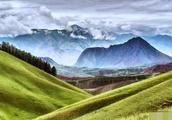 美丽的祁连山风景,难忘的裕固族风情!祁连山的风景到底有多么美