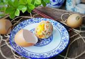 """五福糯米蛋:一颗""""有内涵""""的蛋!"""