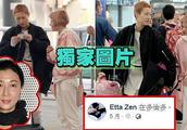 吴卓林与女友返港,港媒指她在加拿大欠房租,回港不与吴绮莉同住