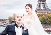 老夫老妻也浪漫!包贝尔携手妻子拍浪漫婚纱照