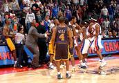 NBA历史5大打架事件:巴克利鲨鱼打完吃饭,奥本山宫殿事件最恶劣