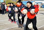 迁安举办第八届全民运动会 500余人欢乐竞技