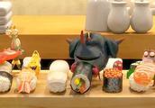 爆笑虫子:虫子们进寿司店偷吃,小黄吃到玉米,他感到十分难吃