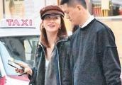 情人节李彩桦宣布结婚,老公身材高大,婚纱照曝光
