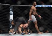 UFC铁血战士26秒摧毁前重量级冠军凯恩,火力全开剑指科米尔