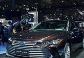 一汽丰田全新国产旗舰轿车亚洲龙,即将上市,满足消费者的选择!