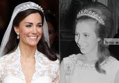 凯特王妃好受女王宠爱,与奶奶戴同一件耳环,未来王后就是不一样