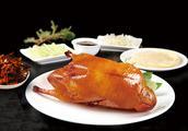 正宗刘福记北京烤鸭,百年经典传承,吃上一口余味饶舌三日不绝!