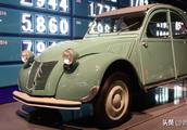 【原创】雪铁龙2CV,与菲亚特500、甲壳虫并称全球三大经典微车
