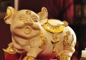 趣味心理:四个金猪,你想抱哪个?测你十二月的财源在哪儿