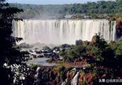 看世界最宽瀑布——伊瓜苏大瀑布
