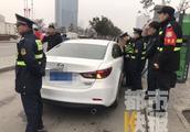 私家车涉嫌非法营运 五座车拉客七人被查获