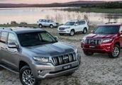 丰田普拉多真的便宜了柴油顶配,全时四驱都具备,售价才32万