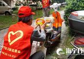 """""""银立方""""志愿服务队下基层 海宁1576名老干部""""进社区"""""""
