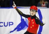 又夺冠啦!武大靖短道速滑世界杯男子500米夺冠