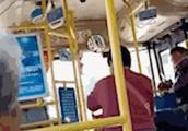 又有大妈飞踹、辱骂公交司机!起因是……