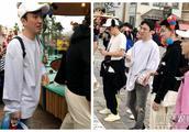 网友偶遇王思聪和女友 两人吃街边小吃超甜