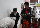 教育部学生体质健康测试抽查复核工作组深入鹤城开展复核工作