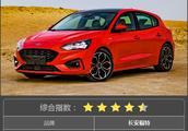 新车产品力指数:长安福特全新福克斯