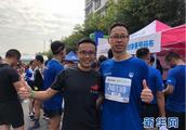 中国移动跑团:移动改变生活,运动改变生活