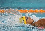 徐嘉余游泳世界杯东京站打破百米仰泳世界纪录