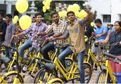 印度线上摩托车租赁公司Bounce宣布收购ofo印度