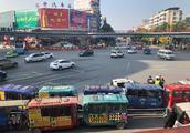 拉客三轮车老年代步车注意啦!汉中交警开始整治了
