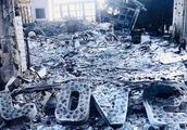 加州大火灾区乱象丛生:旅馆抬价 抢劫频发