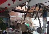医院楼板坍塌致12人骨折!体检室的40多名学生突然掉下去